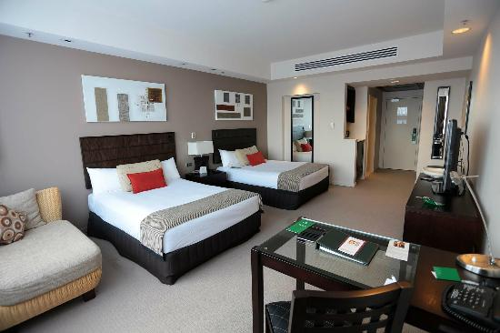 RACV Royal Pines Resort: Room