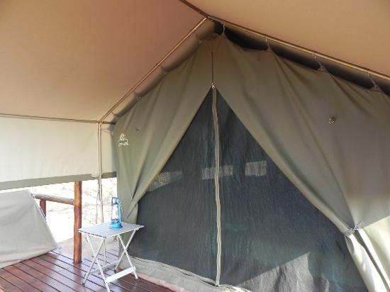 Tydon Safari Camp: Tent Accomodation