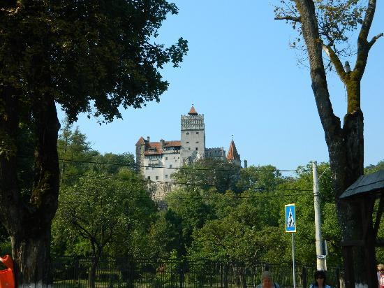 Hotel Le Provence: Bran Castle
