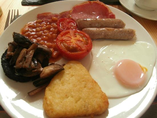 Pitcairn House: The hearty Cumbrian brekkie