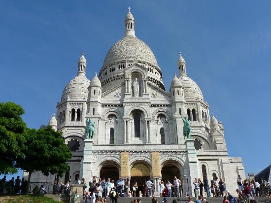 la basilique du sacr233 coeur de montmartre picture of