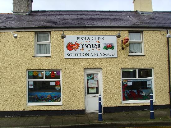 Food Shops Cemaes