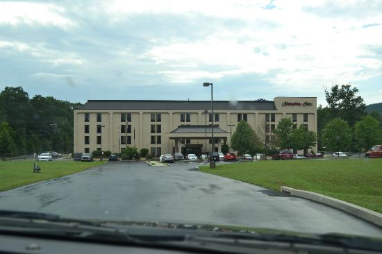 Hampton Inn Manheim Lancaster: Outside