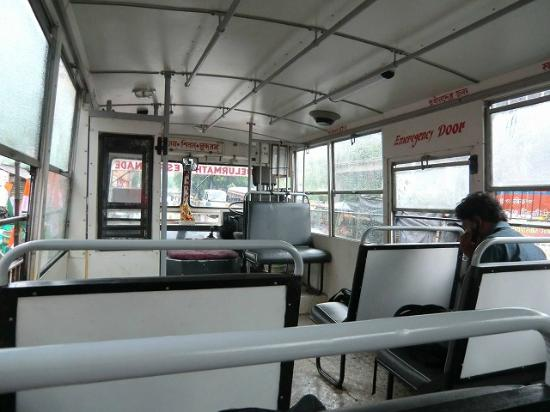 Belur Math: ハウラー行きのバス