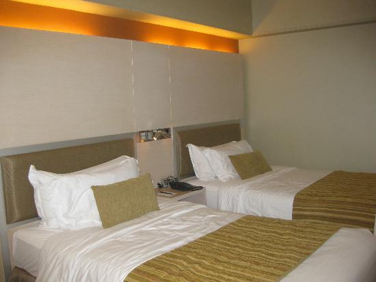 Zahra Syariah Hotel Kendari : Room