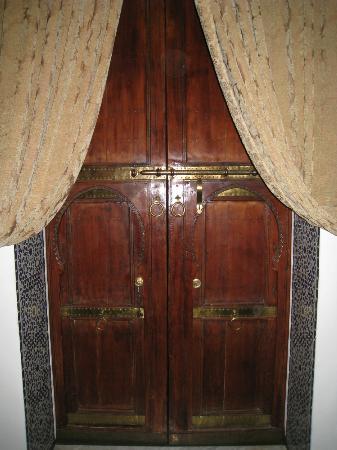 Riad Layali Fes : porte