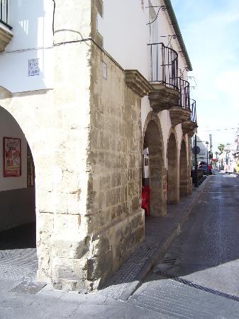 Hotel Casa del Regidor: panormaica