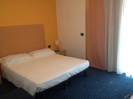 Hotel Bellini : camera