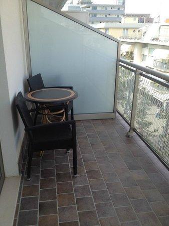 Hotel Bellini: balcone