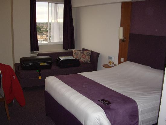 Premier Inn Sunbury - Kempton Park: La camera