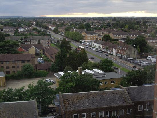 Premier Inn Sunbury - Kempton Park: La vista dalla camera