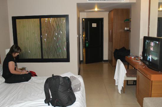 Andakira Hotel: room