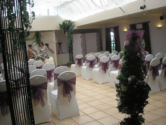 Plas Hafod Hotel: The Venue