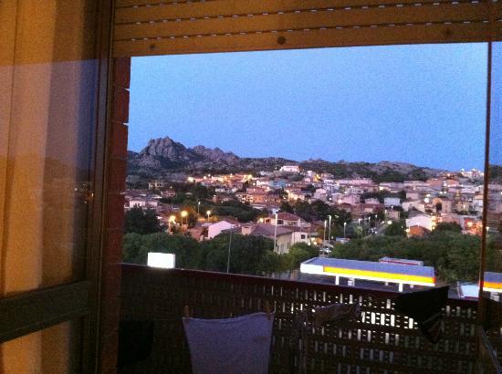 Hotel Citti: Panorama dalla camera