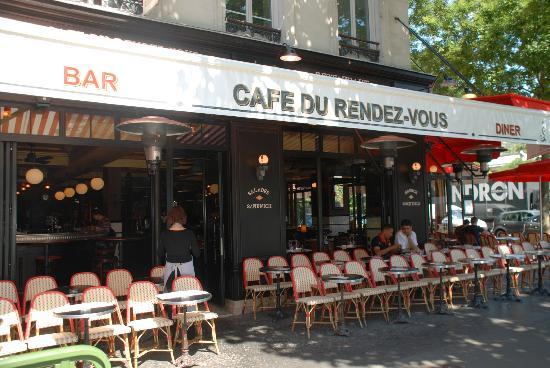 CAFE DU RENDEZ VOUS