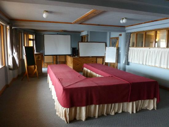 Club Himalaya: Function room