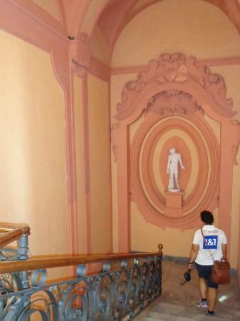 Villa Signorini Events & Hotel: L'interno della villa