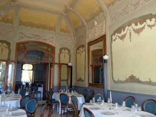 Villa Signorini Events & Hotel: Il ristorante del piano di sopra