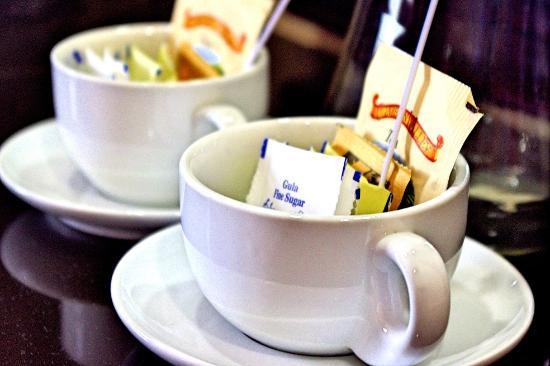 Time Hotel Melaka: Coffee & Tea