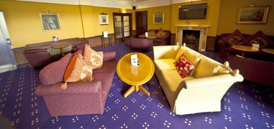 Ellersly House Hotel: Lounge