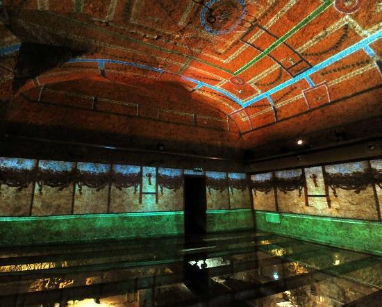 Domus romane palazzo valentini roma picture of le domus - Le 12 tavole romane ...