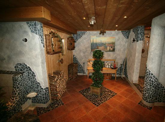Das Landhaus: Sauna