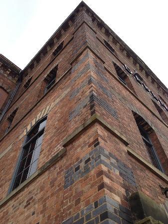 Premier Inn Kidderminster Hotel: Character Architecture