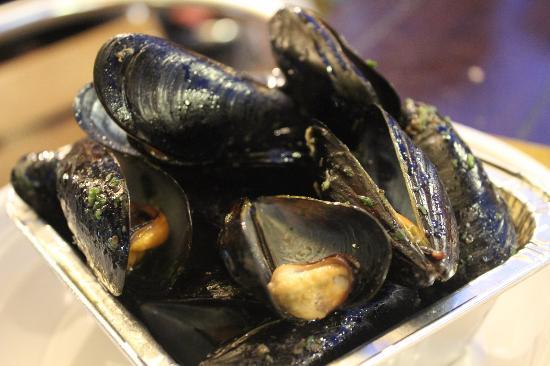 Ristorante Friggitoria da Ciro: Cozze alla marinara