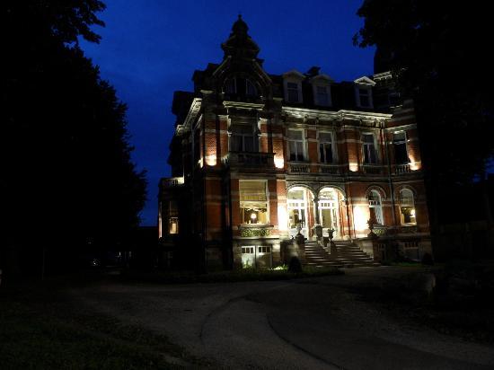 't Kasteel & Koetshuys : La demeure la nuit