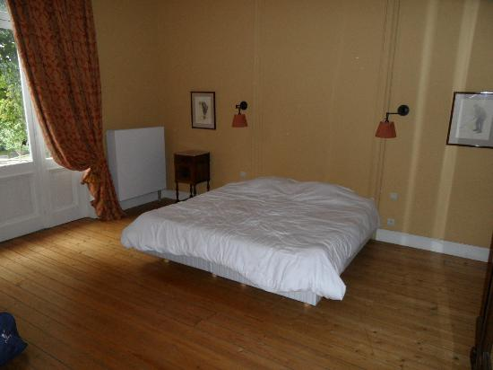't Kasteel & Koetshuys : la chambre