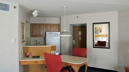 Residence Inn Rochester West/Greece: Studio 05