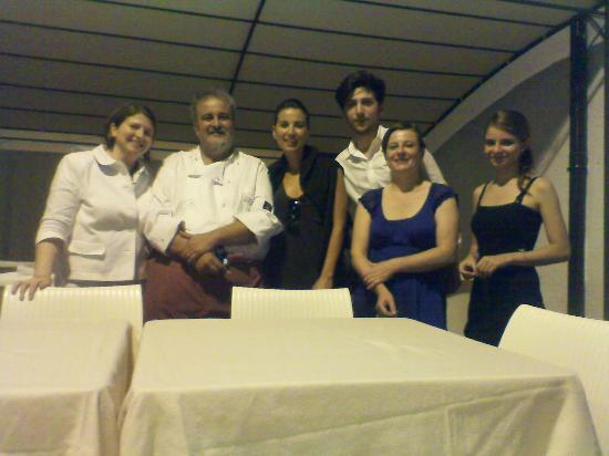 Montescaglioso, Italia: Staff