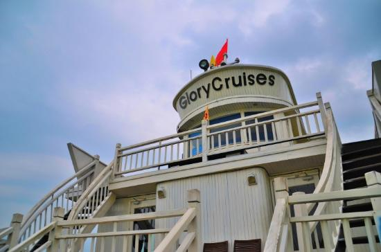 ‪ماي هوتل هانوي: The luxury cruise at Halong Bay that Mai Hotel arranged for us
