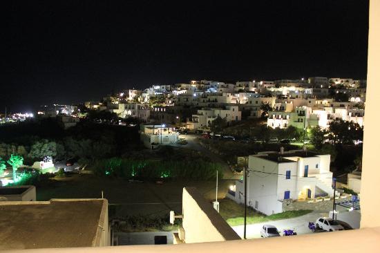 Paliomylos Spa Hotel: Θέα από το δώματιο