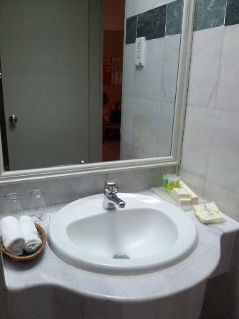 Regalodge Hotel Ipoh: bathroom