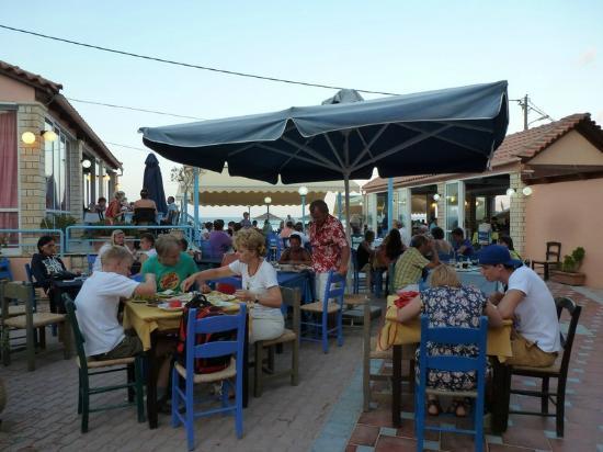 Metropol Sea Hotel: Speisesaal