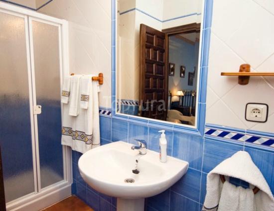 Casa Rural El Montaraz: Baño