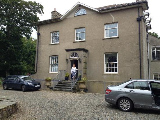 Crug Glas Country House: Main Front