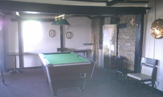 The Portway Inn: Residents Lounge