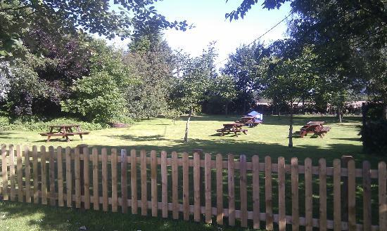 The Portway Inn: Garden