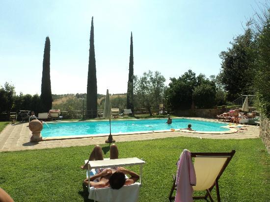 Agriturismo Belagaggio: piscina