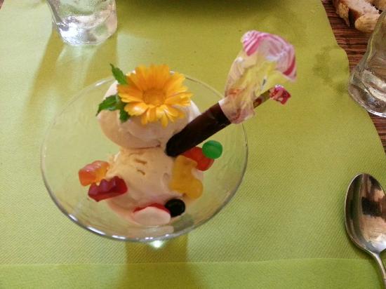 La Mandragore: Un autre dessert