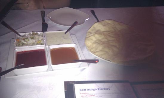 Red Indigo: Pickle Tray