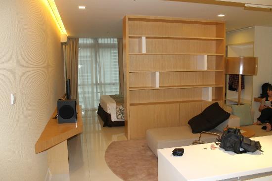 PARKROYAL Serviced Suites Kuala Lumpur: room