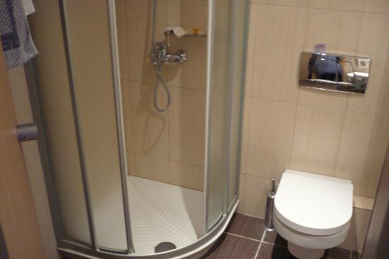 Contessina Hotel: Bathroom