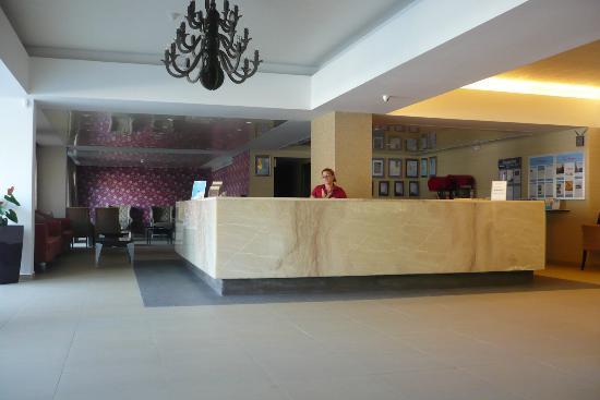 Contessina Hotel: Reception