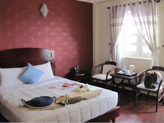 Universe Central Hotel: 部屋