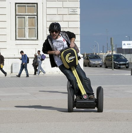 Lisbon by Segway - Awesome Segway tours