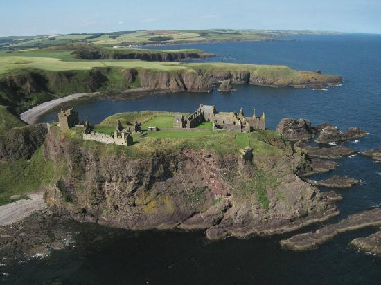 ‪‪Stonehaven‬, UK: Dunnottar Castle‬