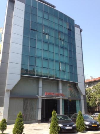 Expo Hotel : Esterno Hotel